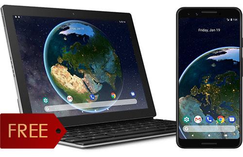 Android 3D Bildschirmschoner - Earth 3D - Live Wallpaper